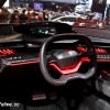 Photo volant Peugeot Quartz Concept (2014) - Salon de Paris 2014