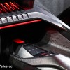 Photo console centrale Peugeot Quartz Concept (2014) - Salon de
