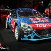Photo Peugeot 208 WRX - Salon de Paris 2014