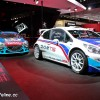 Photo Peugeot 208 T16 et 208 WRX - Salon de Paris 2014