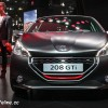 Photo face avant Peugeot 208 GTi 30th - Salon de Paris 2014