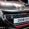Photo calandre avant Peugeot 208 GTi 30th - Salon de Paris 2014