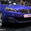 Photo bouclier avant Peugeot 308 GT - Salon de Paris 2014