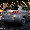 Photo Peugeot 308 Gris Artense - Salon de Paris 2014