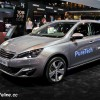 Photo Peugeot 308 SW Gris Aluminium - Salon de Paris 2014