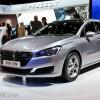 Photo Peugeot 508 SW restylée - Salon de Paris 2014