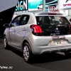 Photo Peugeot 108 Active Gris Gallium - Salon de Paris 2014