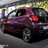 Photo Peugeot 108 Féline Red Purple - Salon de Paris 2014