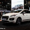 Photo Peugeot 3008 HYbrid4 - Salon de Paris 2014