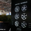 Photo jantes aluminium Peugeot - Salon de Paris 2014