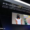 Photo animation Peugeot Connect - Salon de Paris 2014