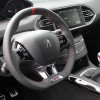 Photo volant cuir Peugeot 308 GTi - Goodwood Festival of Speed 2