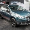 Photo Peugeot 2008 Emerald Crystal - Goodwood Festival of Speed