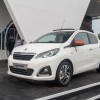 Photo Peugeot 108 Top Roland Garros - Goodwood Festival of Speed