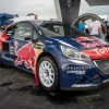 Photo Peugeot 208 WRX - Goodwood Festival of Speed 2015