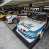 Photo Peugeot 405 T16 Pikes Peak et 208 RX - Goodwood Festival o