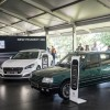 Photo Peugeot 309 GTi et 508 - Goodwood Festival of Speed 2015