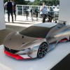 Photo Peugeot Vision GT - Goodwood Festival of Speed 2015
