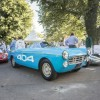 Photo Peugeot 404 Diesel des Records - Goodwood Festival of Spee
