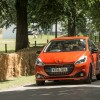 Photo Peugeot 208 Orange Power - Goodwood Festival of Speed 2015