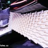 Photo garniture de porte Peugeot Fractal Concept (2015) - Salon