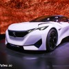 Photo 3/4 avant Peugeot Fractal Concept (2015) - Salon de Francf