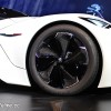 Photo jante Peugeot Fractal Concept (2015) - Salon de Francfort