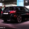 Photo Peugeot 308 GTi by Peugeot Sport Noir Perla Nera - Salon d
