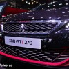 Photo bouclier avant Peugeot 308 GTi by Peugeot Sport - Salon de