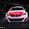 Photo face avant Peugeot 308 Racing Cup - Salon de Francfort 201