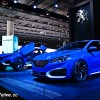 Photo Peugeot 308 R HYbrid (2015) et Quartz Concept (2014) - Sal