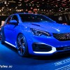 Photo Peugeot 308 R HYbrid (2015) - Salon de Francfort 2015