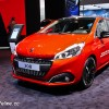 Photo Peugeot 208 restylée - Salon de Francfort 2015