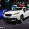 Photo Peugeot 2008 - Salon de Francfort 2015