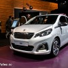 Photo Peugeot 108 Top ! - Salon de Francfort 2015