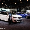 Photo Peugeot 308 GT - Salon de Francfort 2015
