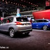 Photo Peugeot 2008 et 308 SW GT - Salon de Francfort 2015