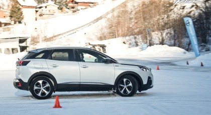 Peugeot Winter Experience 2017