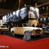 Photo stand Peugeot - Salon Rétromobile 2017