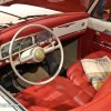 Photo intérieur Peugeot 403 Cabriolet Grand Luxe (1960) - Salon