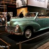 Photo Peugeot 203 Cabriolet (1952) - Salon Rétromobile 2017