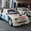 Photo Peugeot 205 T16 Groupe B - Salon Rétromobile 2017