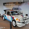 Photo Peugeot 205 Turbo 16 Groupe B - Salon Rétromobile 2017