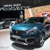 Photos Peugeot au Salon de Genève 2017