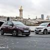 Photos comparatifs Peugeot 108