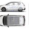 Dimensions intérieures Peugeot 3008