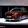 Photos Peugeot 3008 presentation 2016