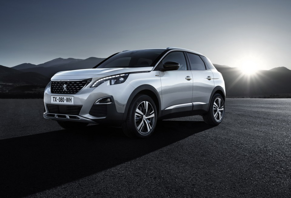 photo officielle peugeot 3008 gt line 2016 photos peugeot f line. Black Bedroom Furniture Sets. Home Design Ideas