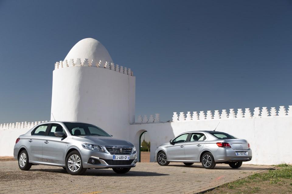 Photo Peugeot 301 restylée