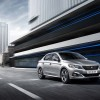 Photo officielle Peugeot 301 restylée (2016)